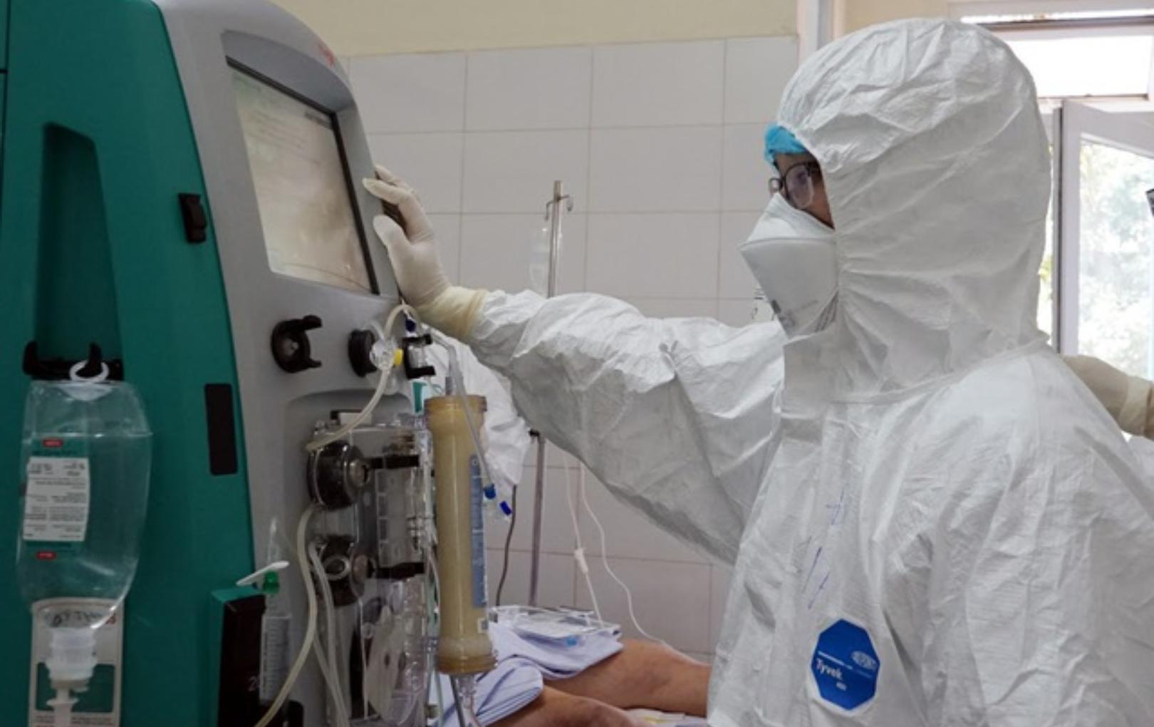 Ca mắc COVID-19 thứ 16 qua đời: Bệnh nhân nam 37 tuổi ở Quảng Trị