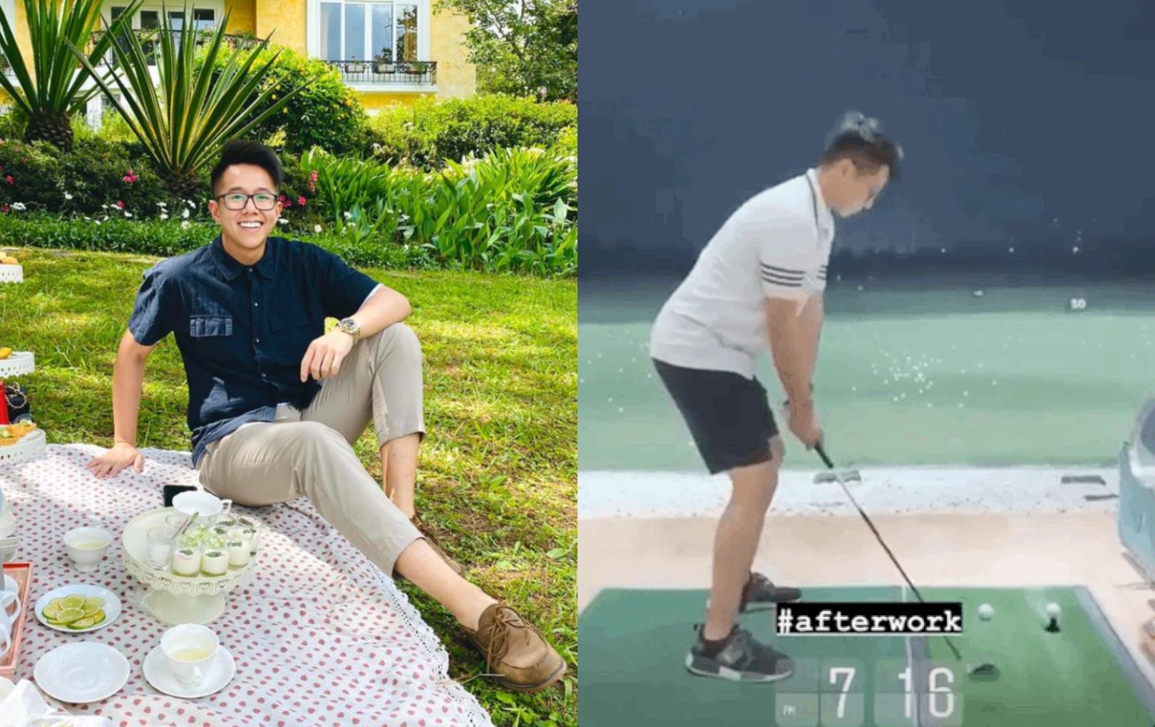 CEO Matt Liu vừa có động thái đầu tiên trên MXH sau lùm xùm với bạn gái cũ