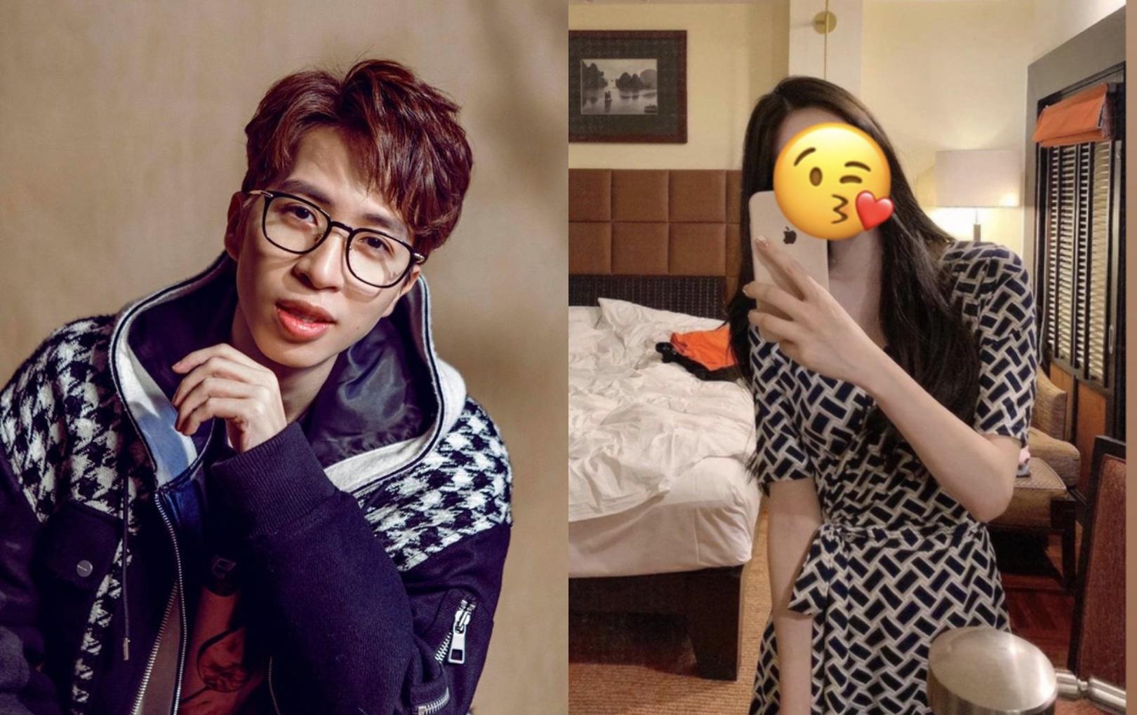 """Tài khoản Facebook của hot girl Hàn tung bằng chứng từng nói chuyện với ViruSs, tiết lộ thời gian """"thả thính"""""""