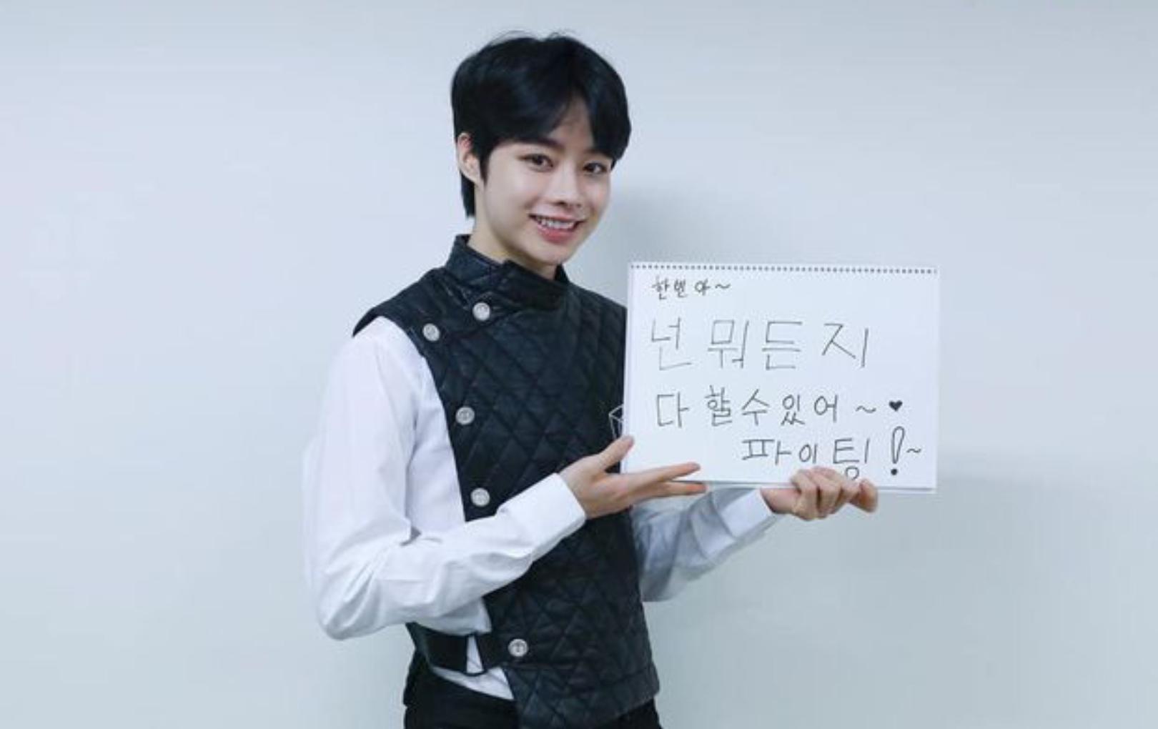 Hanbin (Việt Nam) thăng hạng sau bài kiểm tra BTS tại I-LAND: Nhân cách và thái độ được giám khảo khen ngợi