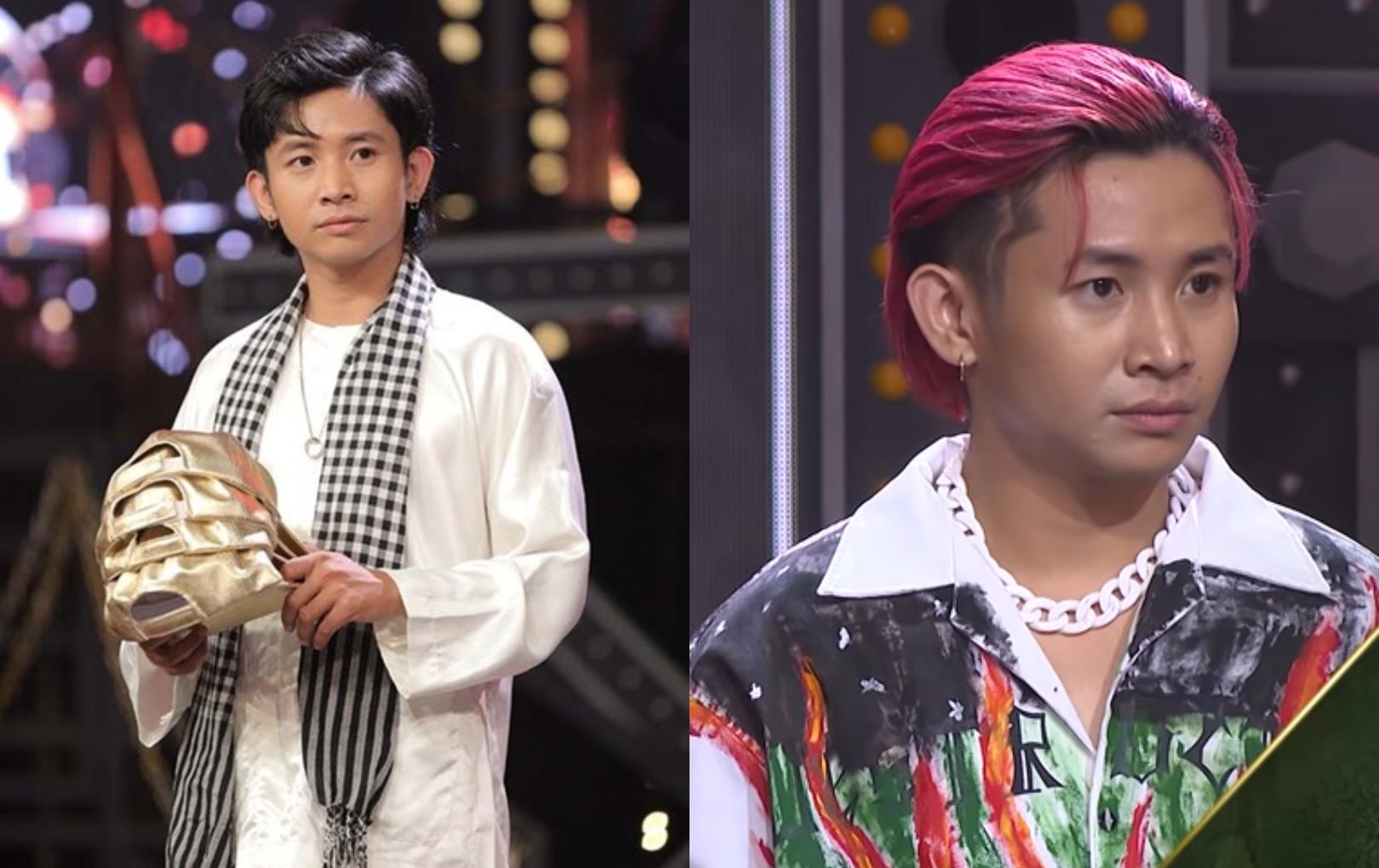 """Vào team Binz, Ricky Star """"lột xác"""" từ trai quê thành """"bigcityboi"""", còn nhuộm tóc hồng nổi bần bật"""
