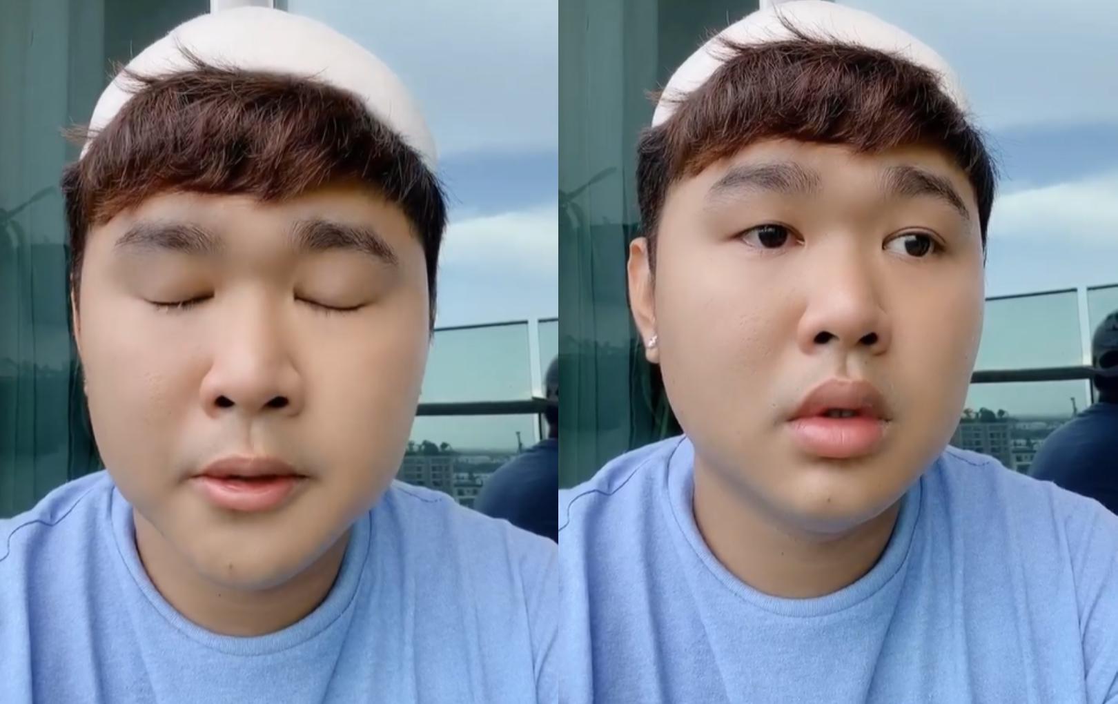 """Quốc Khánh gây bão với bản rap nói hộ tiếng lòng những người """"nặng cân"""", dân tình ủng hộ đi thi """"Rap Việt"""""""
