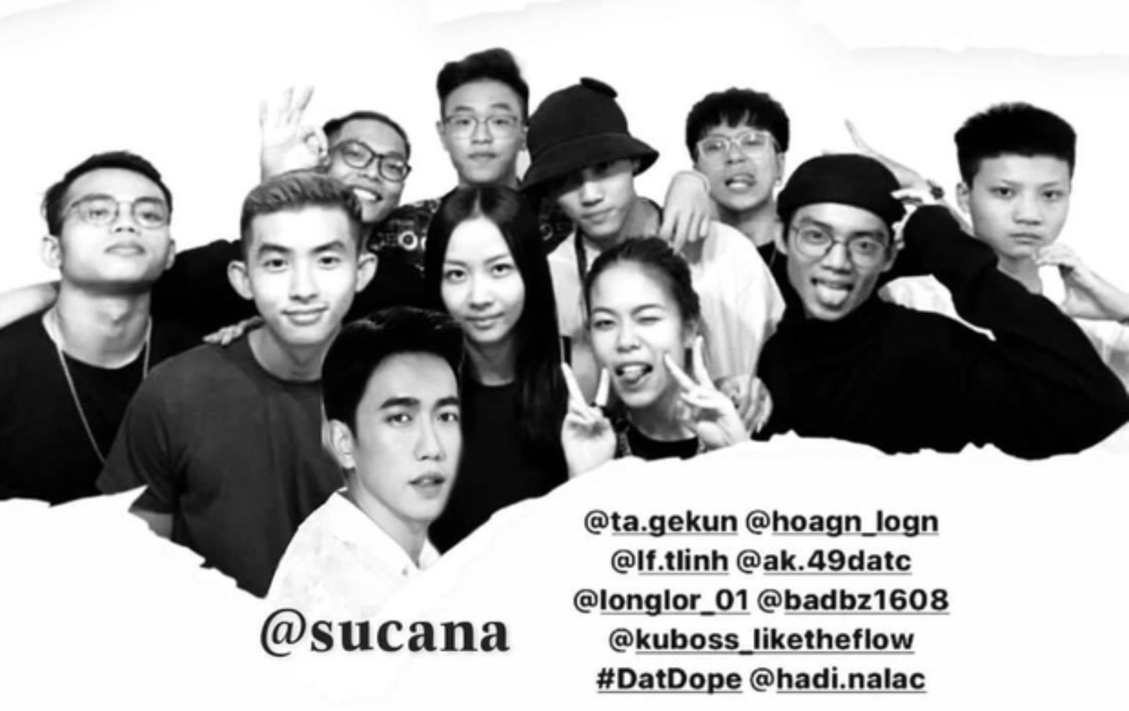 """Bộ ảnh của team Suboi cuối cùng cũng được hé lộ bởi thành viên thứ 10 """"Sucana"""" Diệu Nhi"""