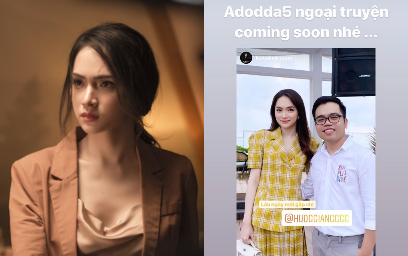 Hương Giang ẩn ý series #ADODDA sắp ra mắt phần ngoại truyện?