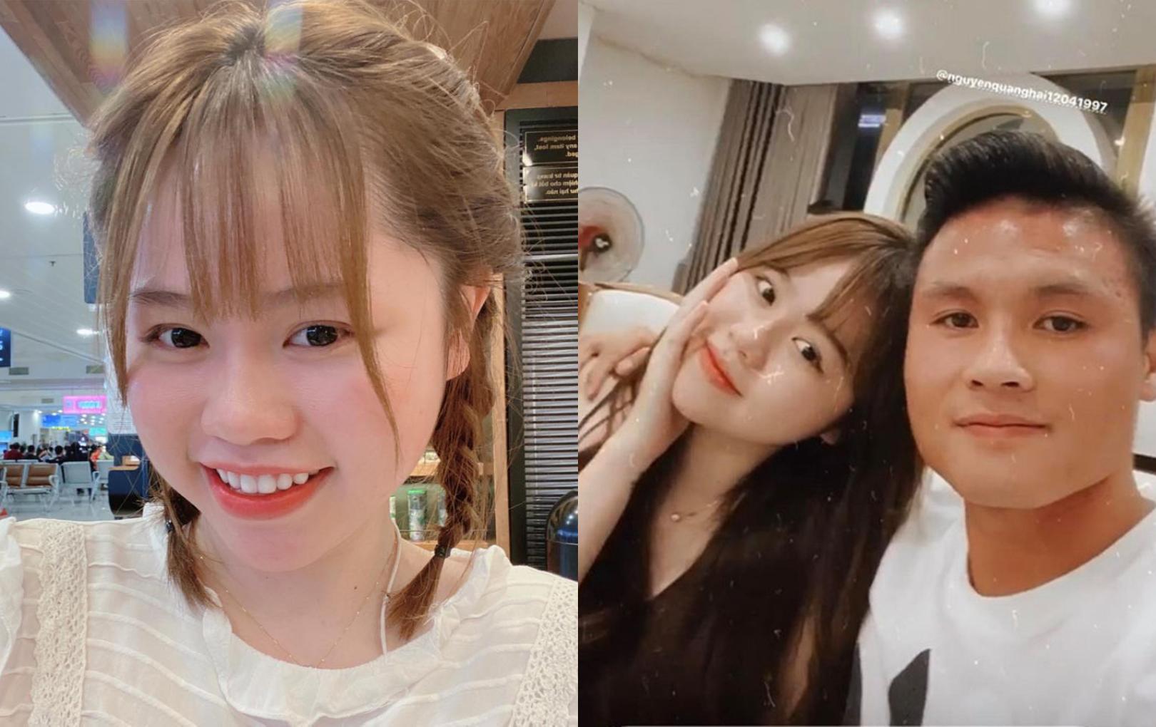 """Huỳnh Anh khoe ảnh cười tươi rói trên Facebook hậu lùm xùm """"cắm sừng"""" Quang Hải"""