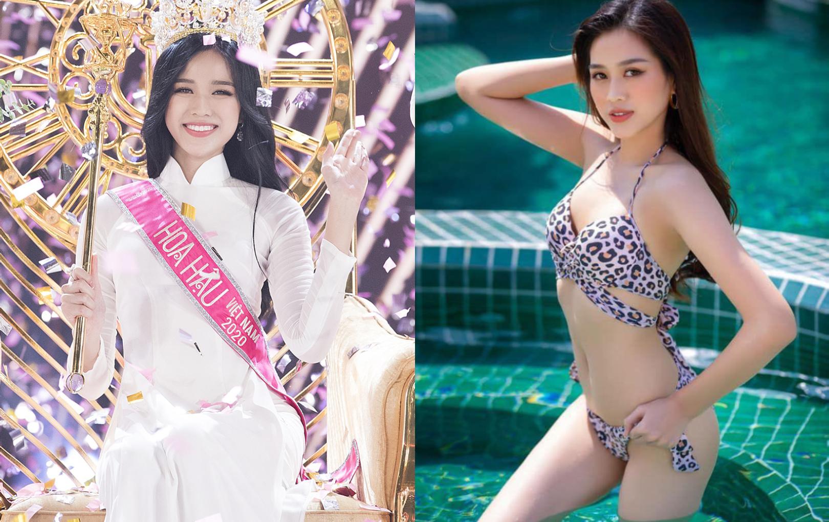 Netizen tranh cãi khi số đo hình thể và chiều cao của Đỗ Thị Hà thay đổi sau 1 tháng