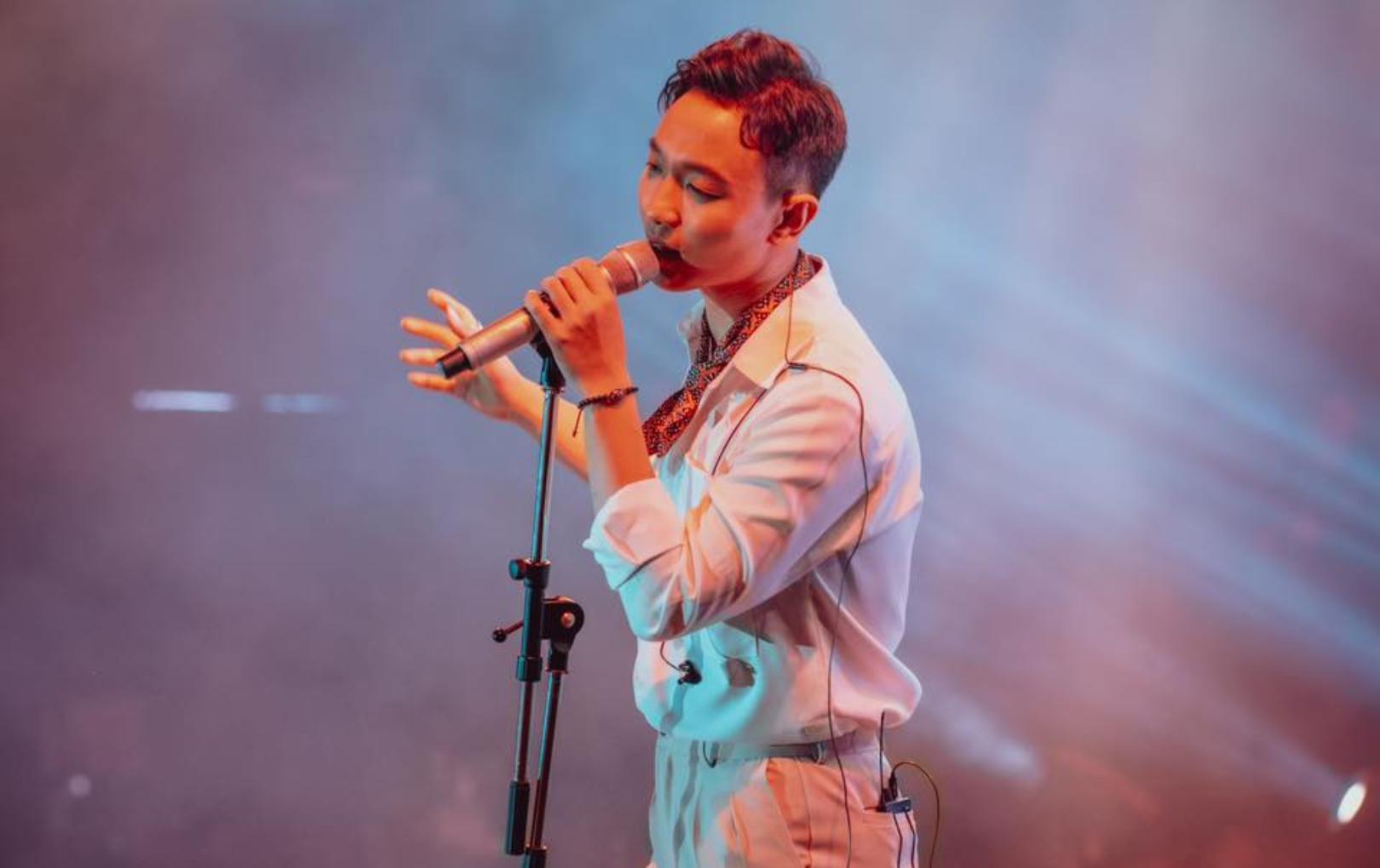 Hoàng Dũng thăng hoa cùng 3.000 bạn nhạc, song ca cực đỉnh cùng Bùi Anh Tuấn - Nguyên Hà trong concert đầu tay