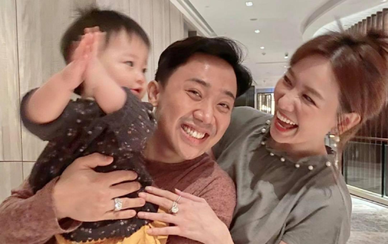 Trấn Thành bất ngờ xem xét chuyện có con sau nhiều năm kết hôn với Hari Won