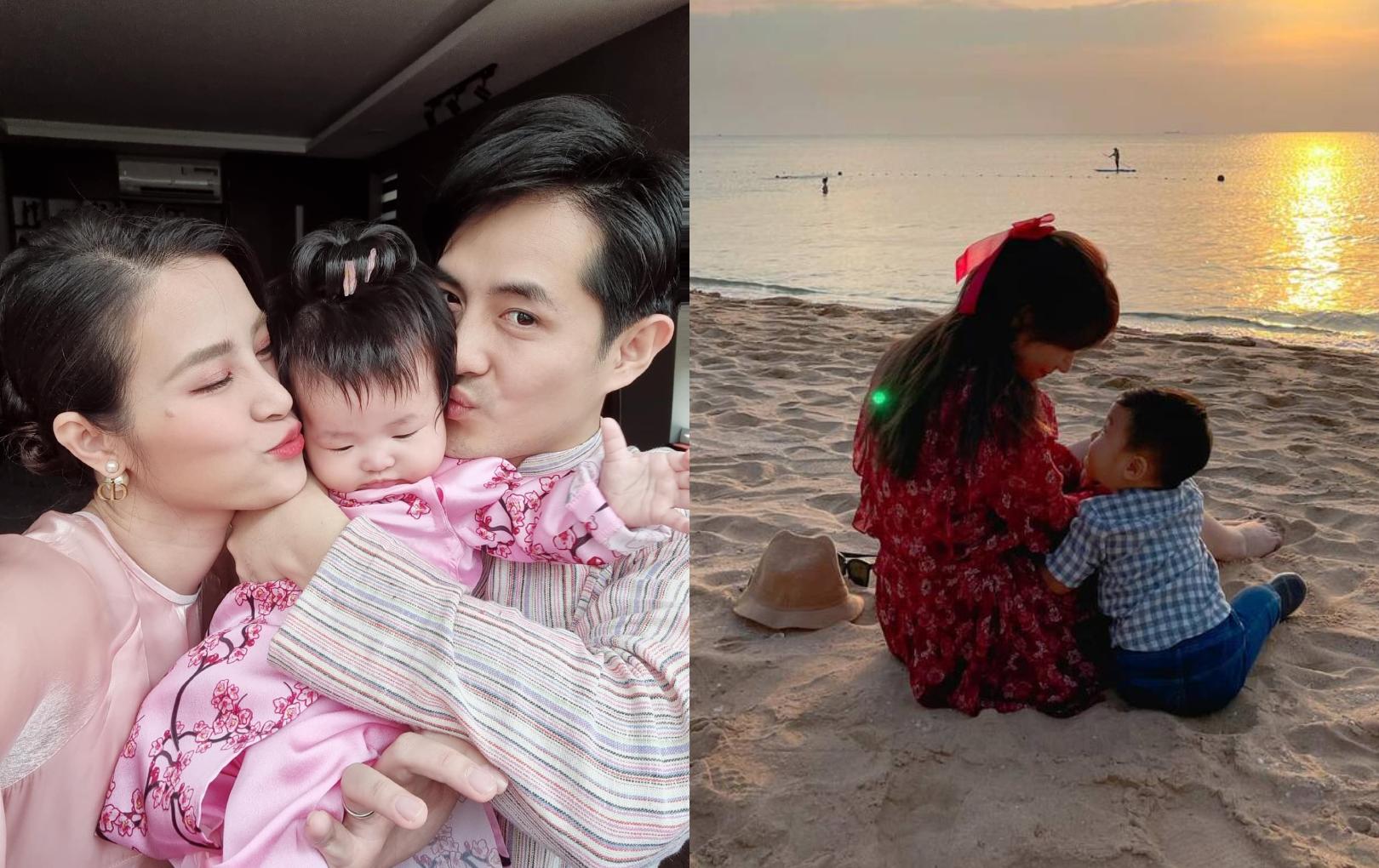 """Phát hiện điểm chung của 2 nhóc tỳ nhà Đông Nhi - Hòa Minzy: Còn nhỏ đã bộc lộ tố chất """"con nhà người ta"""""""