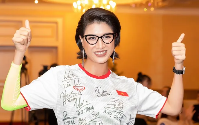 Cựu người mẫu Trang Trần bị nhiễm Covid-19