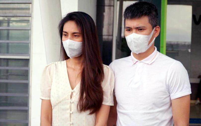 Vợ chồng Thuỷ Tiên - Công Vinh xác nhận đã nộp đơn tố cáo bà chủ Đại Nam lên cơ quan chức năng