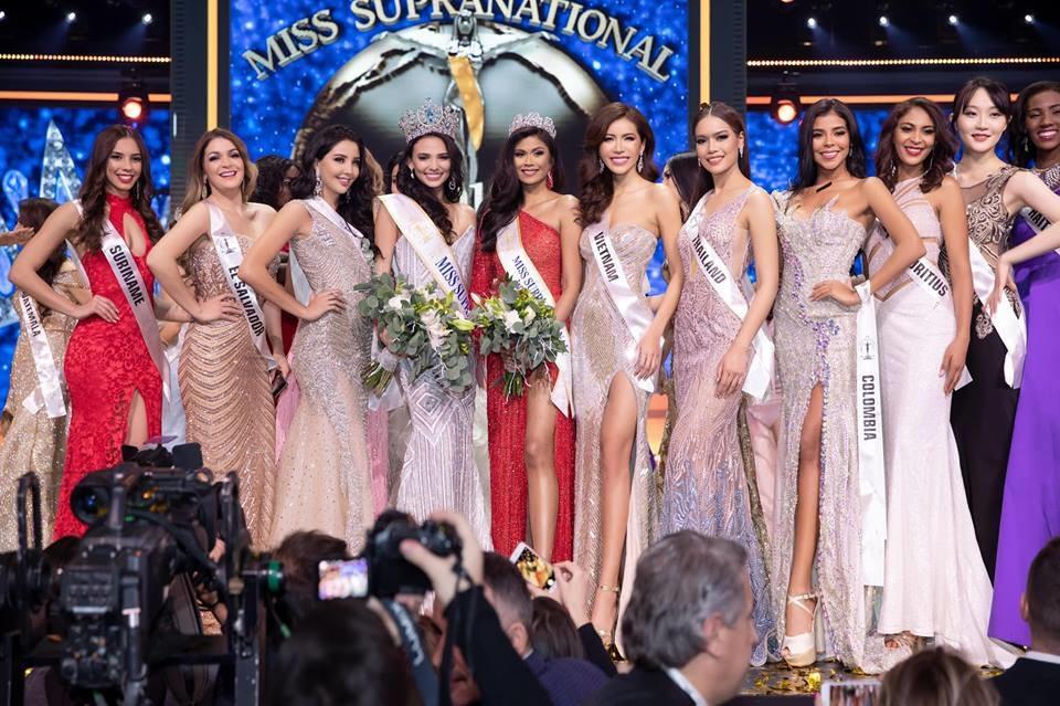 Dù tiếc nuối lọt khỏi top 5, Minh Tú vẫn được công nhận là Hoa hậu