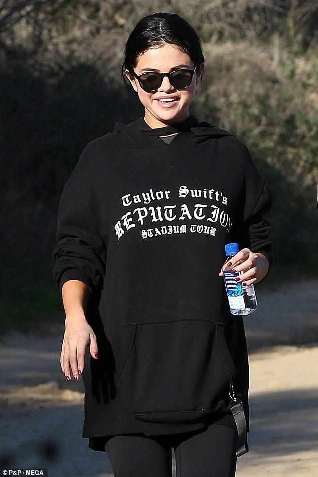 Hành động này chứng tỏ Selena và Taylor Swift chưa từng rạn nứt tình bạn