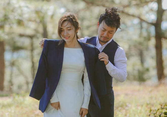 Ngạc nhiên với nhan sắc của cô dâu nhà Tiến Đạt trong bộ ảnh cưới