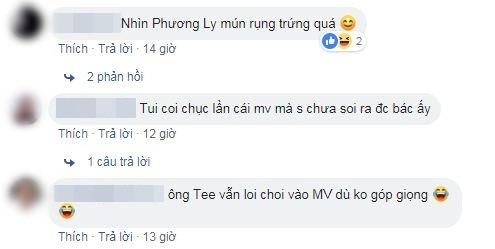 Justa Tee tiết lộ vai cameo cực mặn trong MV mới của Phương Ly