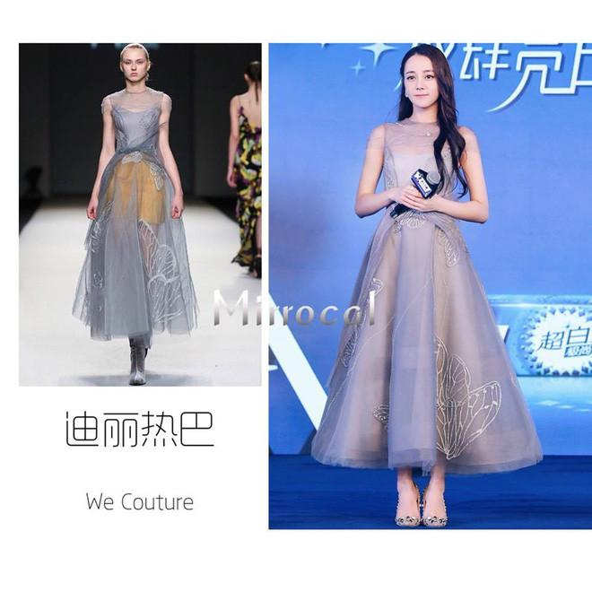 Mặc đồ hiệu đẹp hơn cả người mẫu, Địch Lệ Nhiệt Ba chứng tỏ nhan sắc và thần thái đỉnh cao không ai có thể phủ nhận