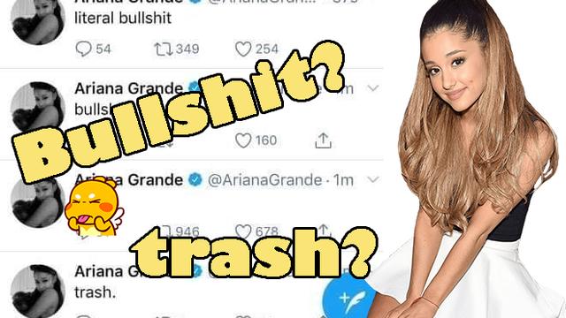 4 dòng Tweet bị xóa của Ariana Grande được cư dân mạng nhanh tay chụp lại và bức ảnh mẹ của Mac Miller
