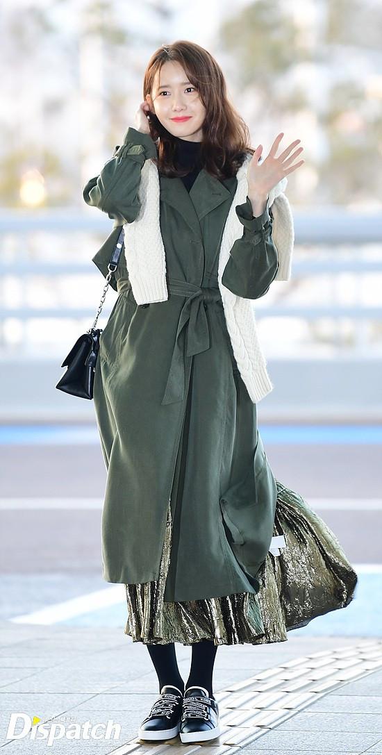 Mấy ai bì được đẳng cấp của nữ thần Yoona: Đẹp xuất thần đến mức biến loạt ảnh phóng viên chụp thành bìa tạp chí