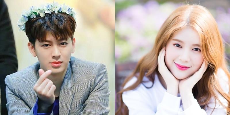 HOT: Yunhyeong (iKON) và Daisy (MOMOLAND) bất ngờ công khai hẹn hò đúng vào ngày Valentine?