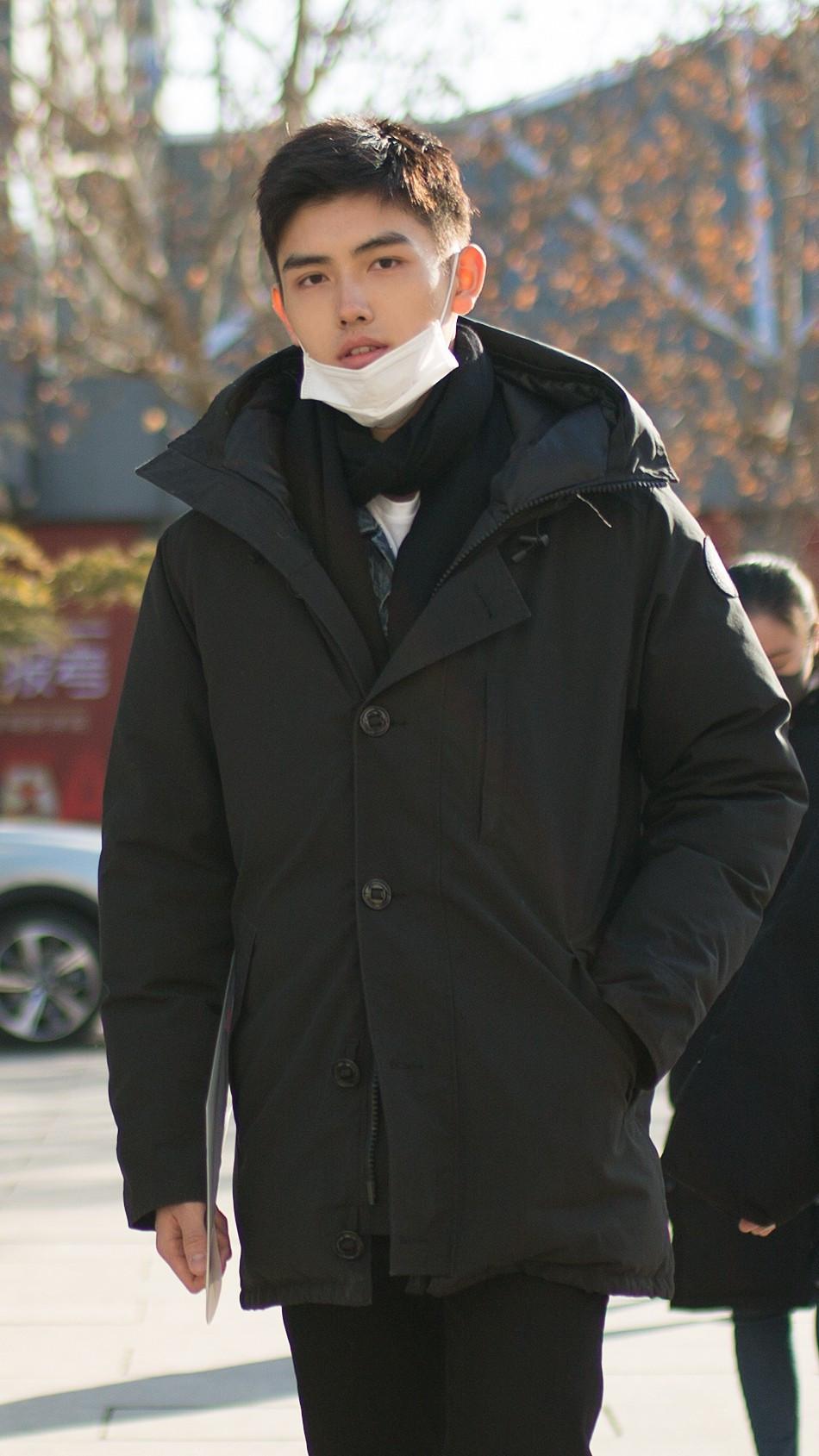 Trần Phi Vũ - quý tử nhà đạo diễn Trần Khải Ca: Điển trai, áp đảo cả Song Joong Ki, thành đại sứ Dior khi mới 16 tuổi