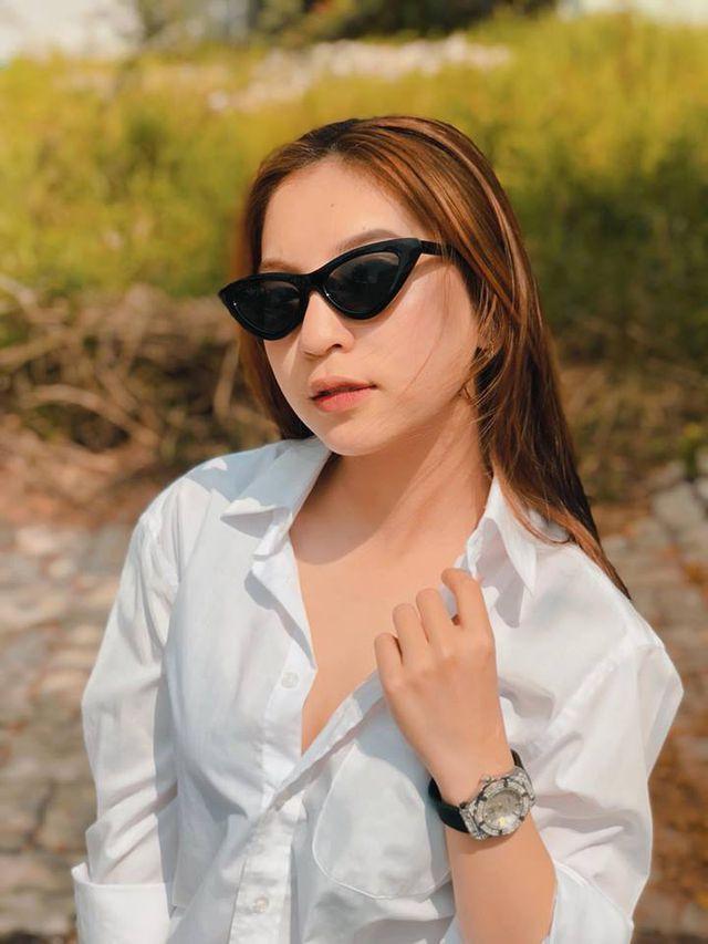 Phản ứng của bạn gái Quang Hải - Nhật Lê sau sự cố bị hiểu lầm mặc đồ phản cảm đi lễ chùa