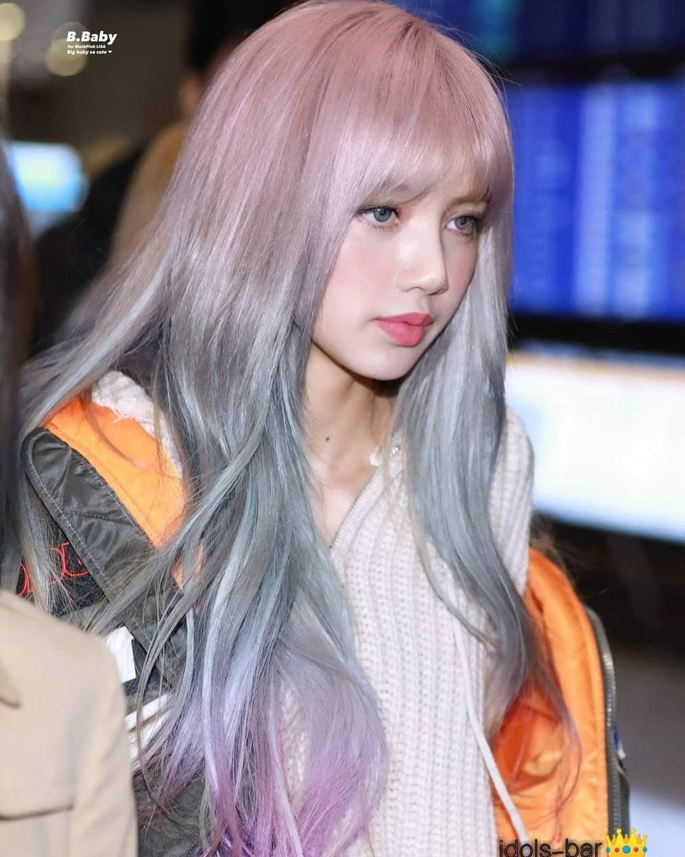 Khi các mỹ nhân Kpop cùng để tóc ombre: Liệu Lisa có phải là người đẹp xuất sắc nhất?