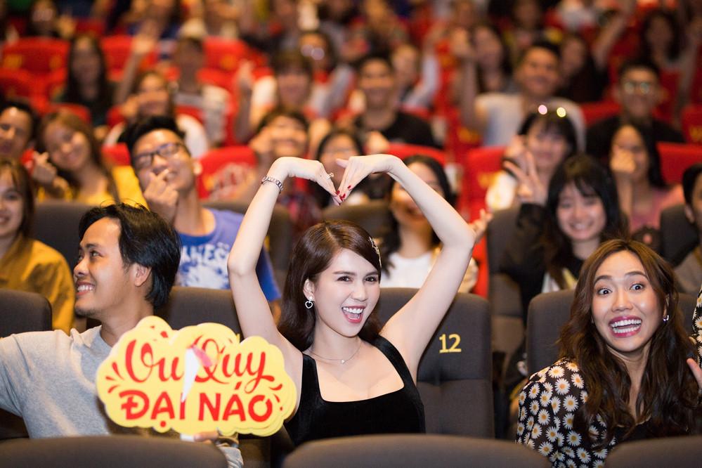 Ngọc Trinh lên tiếng trước việc khán giả đòi tẩy chay phim đóng chung với Lâm Vinh Hải