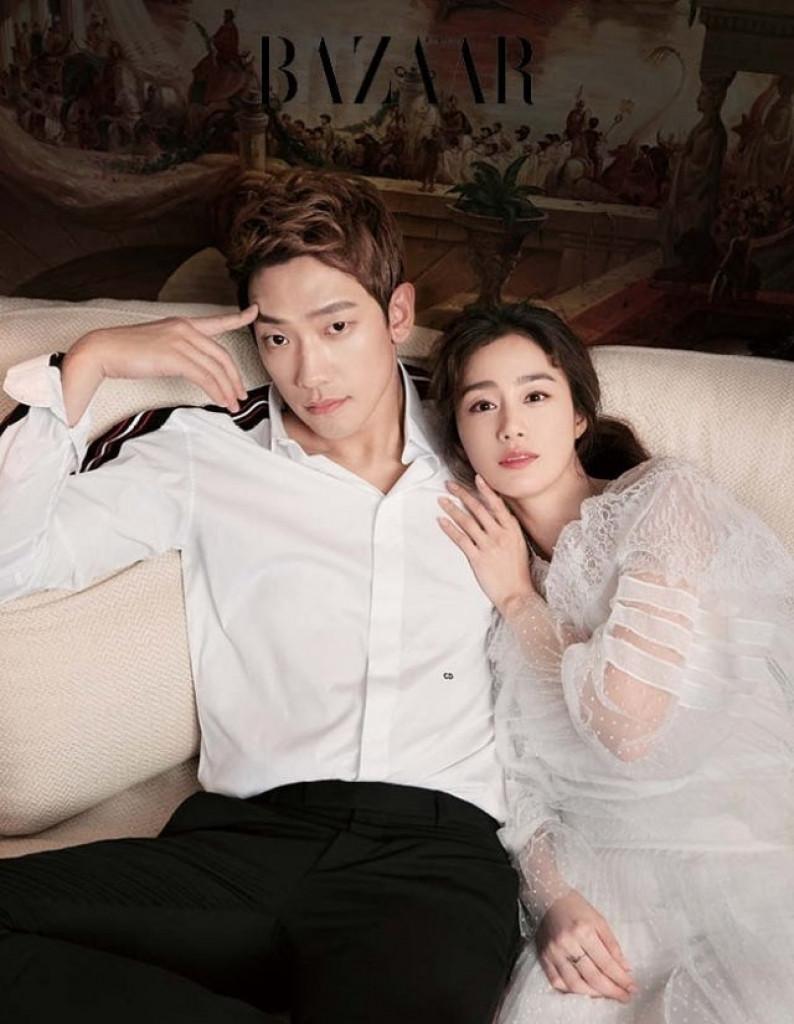 Kim Tae Hee mang thai lần hai, một em bé quyền lực khác của showbiz Hàn sắp chào đời