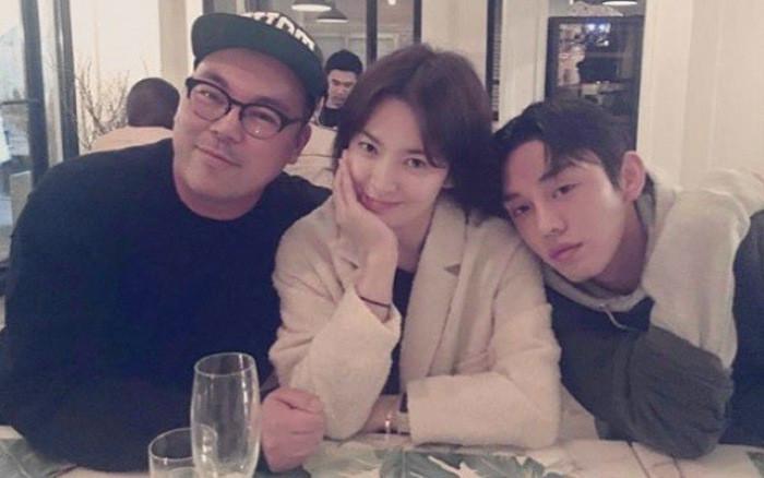 Đâu phải stylist, đây mới là tiểu tam bị réo gọi sau tin đồn Song Song ly hôn: Còn lộ ảnh hẹn hò với Song Joong Ki?