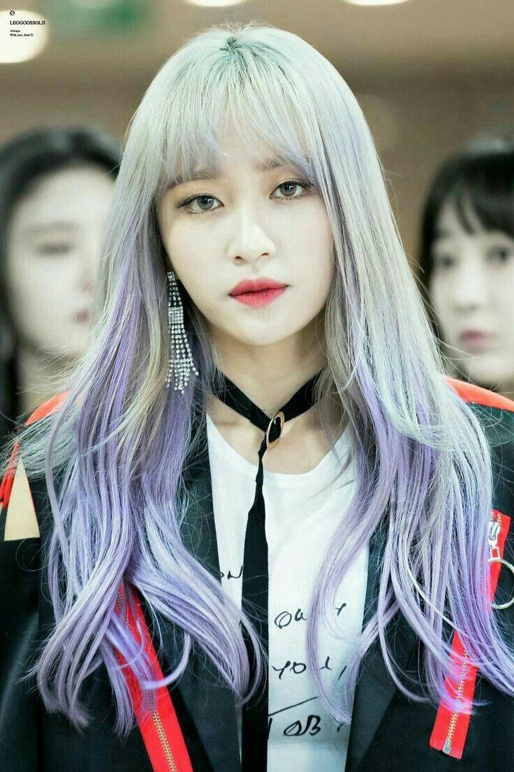 Rosé xinh đẹp rực rỡ trong màu tóc sáng nhưng vẫn không vượt qua được idol nữ này
