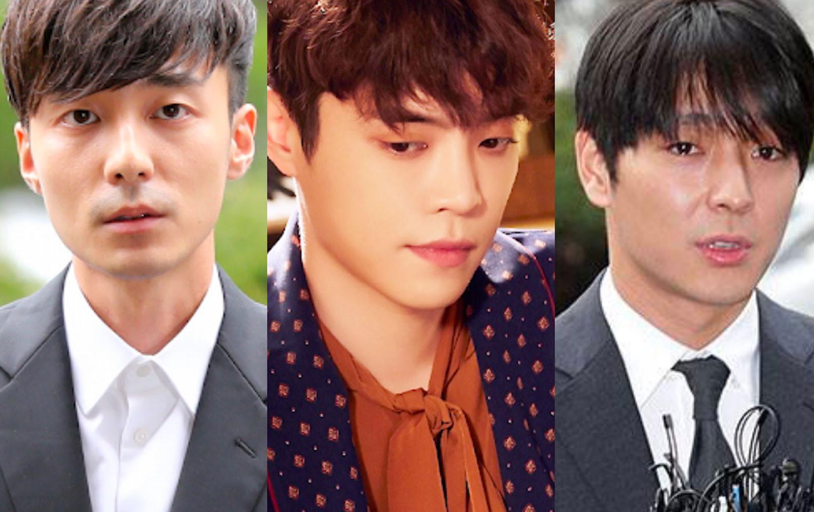 Roy Kim, Eddy Kim đã thừa nhận các cáo buộc, Choi Jong Hoon thẩm chí còn có hành vị nghiêm trọng hơn