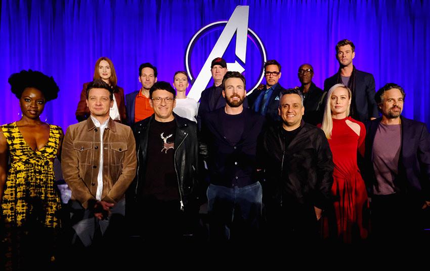 Suốt 11 năm qua, dàn siêu anh hùng Avengers không chỉ  xoay chuyển thế giới Marvel mà còn thân thiết như anh em