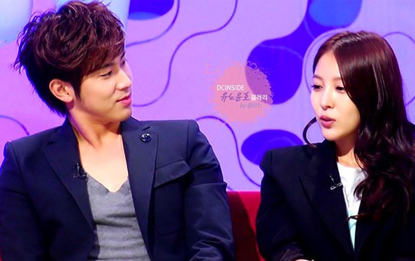 """Cứ tưởng đi quay show sống độc thân, hóa ra Yunho (DBSK) lại thành quay """"We got married"""" với BoA"""
