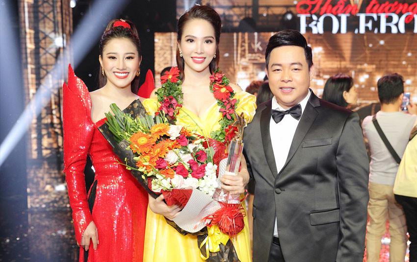 """Hành trình âm nhạc mang tên Dương Kim Ánh tại """"Thần tượng Bolero 2019"""""""