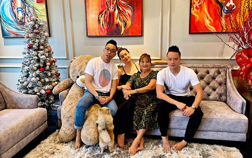 Cao Thái Sơn khoe nhà mới, tiết lộ Hồ Ngọc Hà sắp sở hữu căn hộ triệu đô trong khu biệt thự của mình
