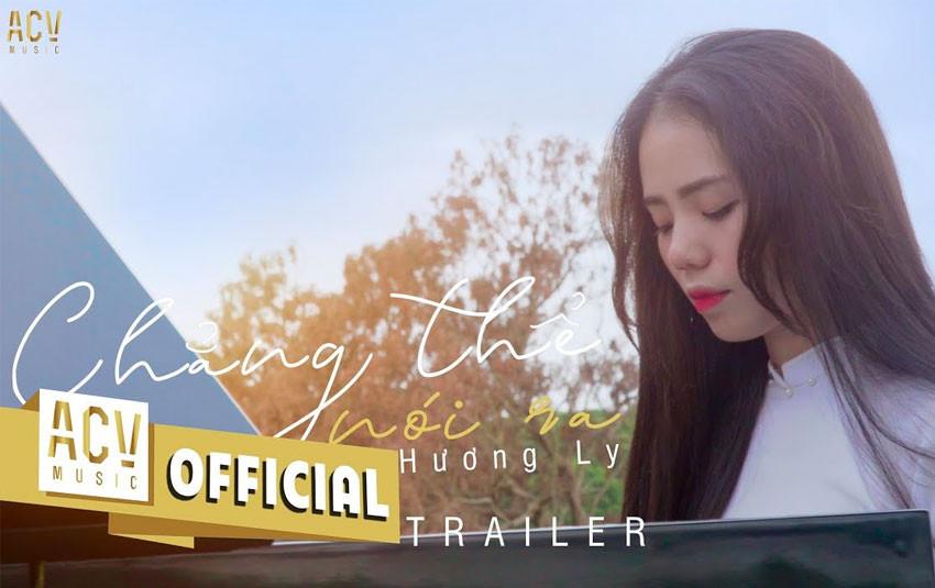"""Ngưng hát lại các ca khúc hit, """"thánh nữ cover"""" Hương Ly chuẩn bị ra mắt MV mới của riêng mình"""