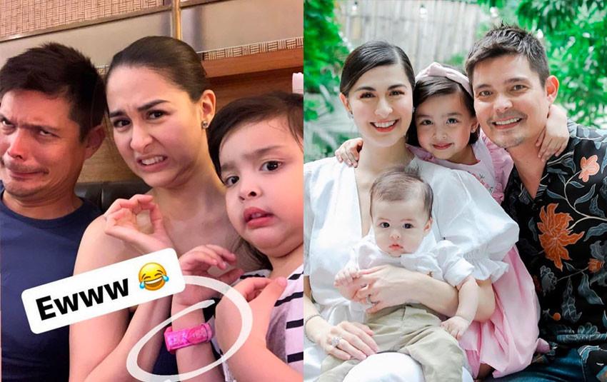 """Đẳng cấp như gia đình """"mỹ nhân đẹp nhất Philippines"""" Marian Rivera, đăng ảnh """"tự dìm"""" nhưng vẫn đáng yêu thế này!"""