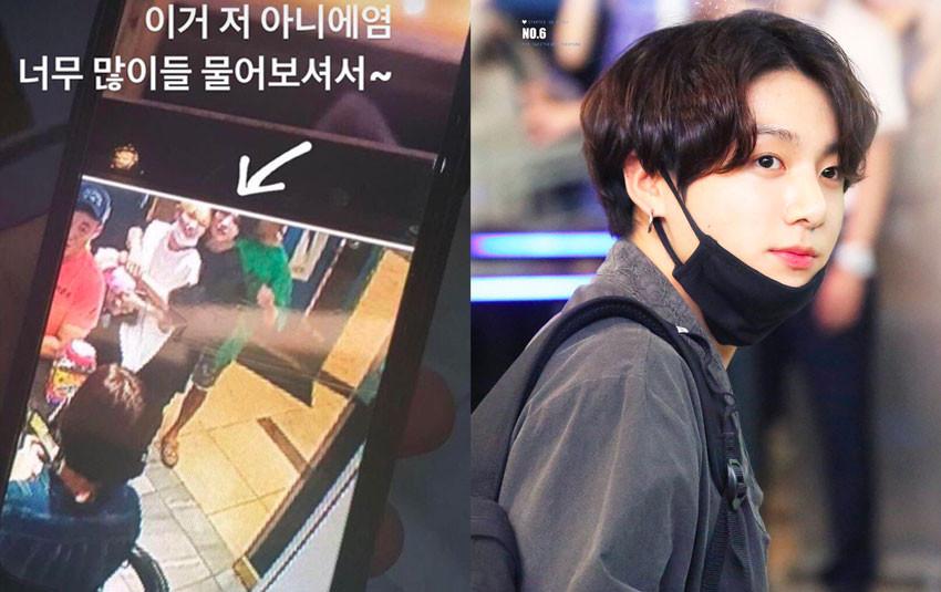 Jungkook (BTS) vướng nghi vấn hẹn hò khi thân mật với cô gái lạ, tình trạng hôn nhân của người này mới đáng chú ý