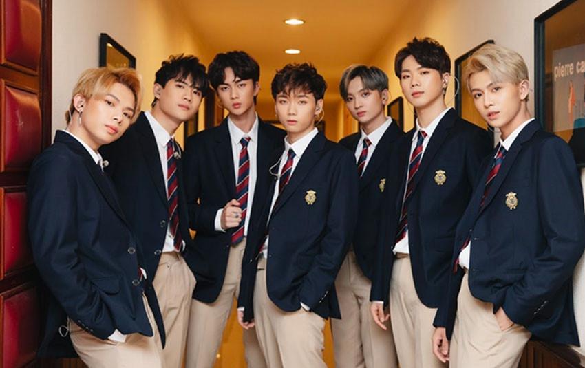 Lộ diện nhóm nhạc 7 thành viên D1verse - em trai của Mamamoo tại Việt Nam