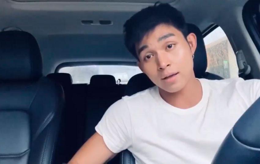 """Ngẫu hứng hát trên xe, """"Thỏ trắng"""" Jun Phạm tiết lộ giai điệu của bài hát mới chưa ra mắt"""