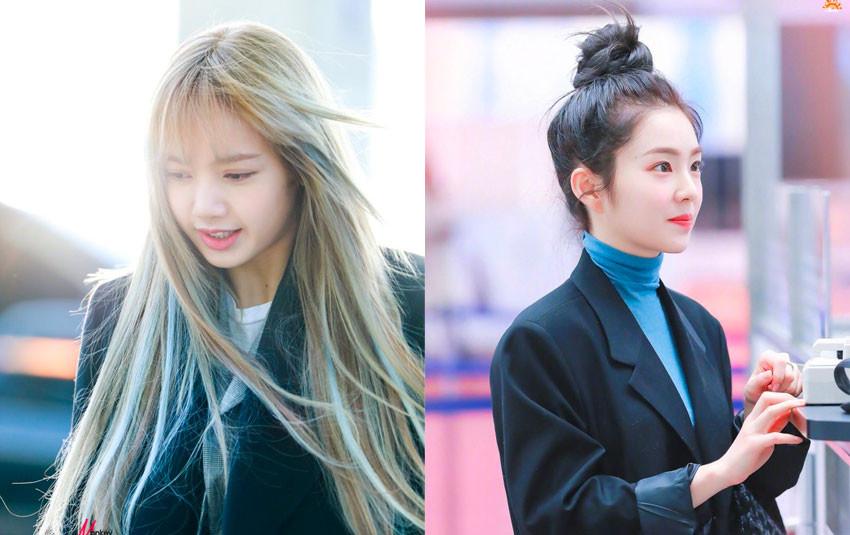 """Nhan sắc thật sự của các """"mỹ nhân Kpop"""" trong loạt clip hậu trường: Lisa mạnh mẽ, sắc sảo; Irene nền nã như thiên thần"""