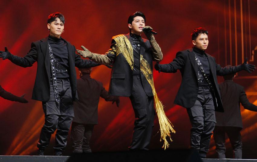 Noo Phước Thịnh đốt cháy sân khấu 25.000 khán giả khiến fan cổ vũ nhiệt tình không kém gì nghệ sĩ Hàn
