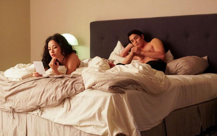 """Chi Pu lần đầu tiên thử sức với cảnh nóng cùng nam thần Lãnh Thanh trong bộ phim """"Chị chị em em"""""""