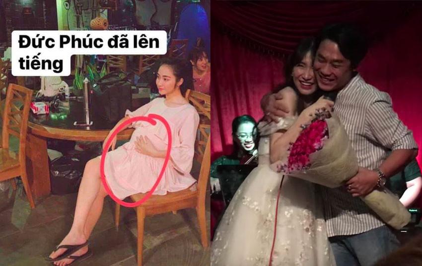"""Hậu tấm ảnh """"bầu vượt mặt"""", CDM """"đào mộ"""" lại sân khấu cuối cùng của Hòa Minzy cách đây 6 tháng trước"""