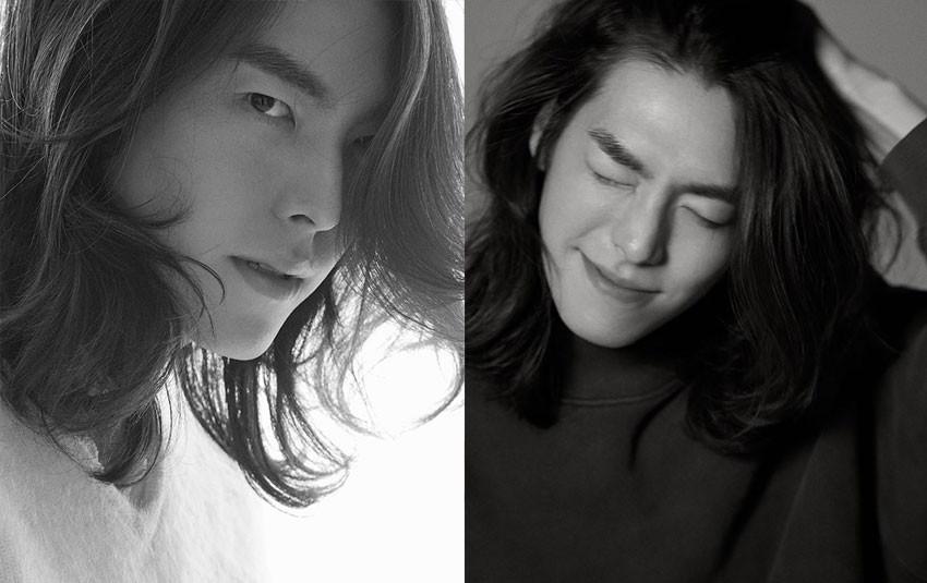 Trở lại sau 2 năm điều trị ung thư, Kim Woo Bin hớp hồn fan nữ với mái tóc dài dịu dàng và lãng tử