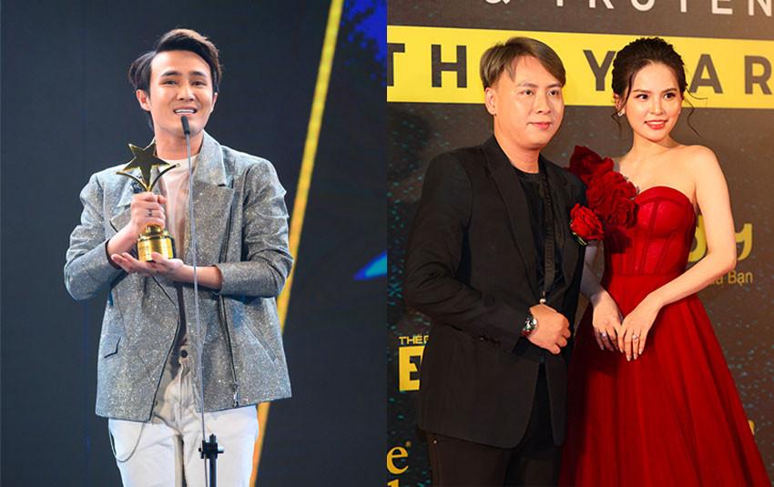 Phim của Huỳnh Lập và vai diễn của Phi Huyền Trang lọt top đề cử Giải thưởng truyền hình Asian Television Awards