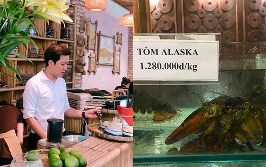 Mở nhà hàng hải sản mới, Trường Giang khiến khán giả bất ngờ với menu bình dân mà hảo hạng