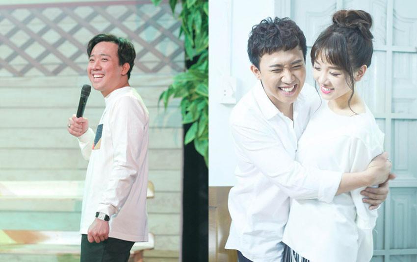 """""""Chồng nhà người ta"""" Trấn Thành hủy bỏ lịch chạy show đầu năm, đưa Hari Won về Hàn Quốc đón Tết với gia đình"""