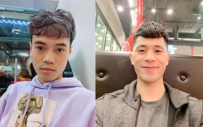 """Văn Toàn, Đình Trọng khoe tóc mới, còn """"đòi yêu nhau"""" khiến CDM phát cuồng"""
