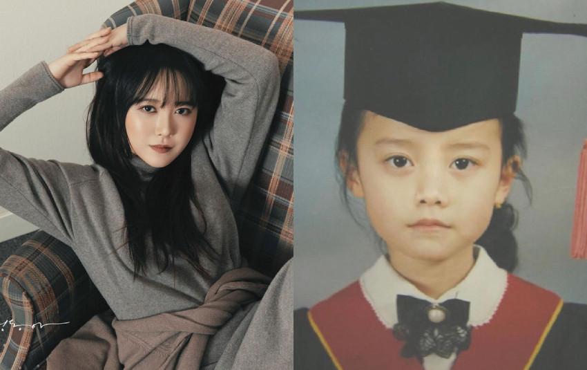 """""""Nàng cỏ"""" Goo Hye Sun gây sốt với loạt ảnh Ulzzang một thời khiến fan trầm trồ"""